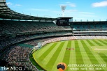 Melbourne Cricket Ground - Australian Landmarks - S